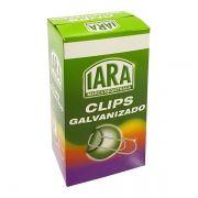 Clips nº 8/0 Galvanizados Caixa c/ 25 unidades Iara