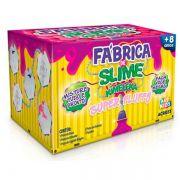 Fábrica de Slime Kimeleka Super Fluffy Acrilex