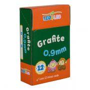 Grafite 0,9mm HB com 12 Unidades Leo e Leo - Caixa c/ 12 tubos