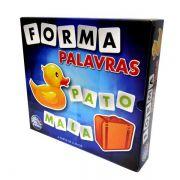 Jogo Forma Palavras Brinquedo Educativo Pais e Filhos