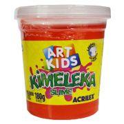Kimeleka Slime 180g Vermelho Acrilex