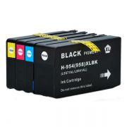Kit Cartucho Compatível HP 954XL 958XL 7740 8210 8710 8720 8730 8740