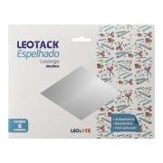 Leotack Espelhado Losango 30x20cm 6 Unidades Leoarte