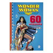 Livro Infantil 60 Atividades Wonder Woman Ciranda Cultural