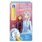Livro Infantil Aquabook Frozen II Culturama