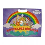 Livro Infantil Atividades Bíblicas Ciranda Cultural