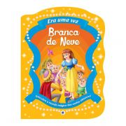 Livro Infantil Branca de Neve Magic Kids
