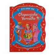 Livro Infantil Chapeuzinho Vermelho Magic Kids