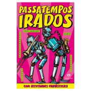 Livro Infantil Passatempos Irados Robô Ciranda Cultural