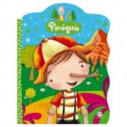 Livro Infantil Pinóquio Ciranda Cultural
