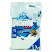 Massa para Biscuit Branca 90g Polycol