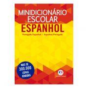 Minidicionário Escolar Espanhol Ciranda Cultural
