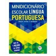 Minidicionário Escolar Língua Portuguesa Ciranda Cultural