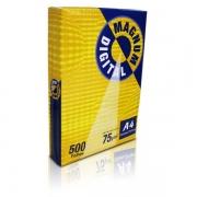 Papel Sulfite A4 75g 500 Folhas Branco Magnum