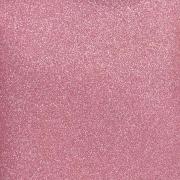 Plástico Adesivo 45cm x 10m Brilho Rosa Leotack