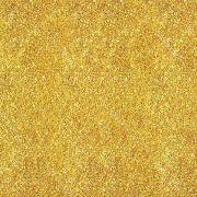 Purpurina Glitter Ouro 3g Real Seda