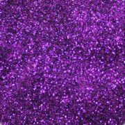 Purpurina Glitter Roxo 3g Real Seda