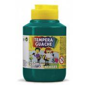 Tinta Guache 250ml Verde Bandeira Acrilex