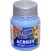 Tinta para Tecido Azul Country 37ml Acrilex