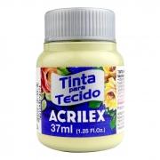 Tinta para Tecido Verde Musgo Claro 37ml Acrilex