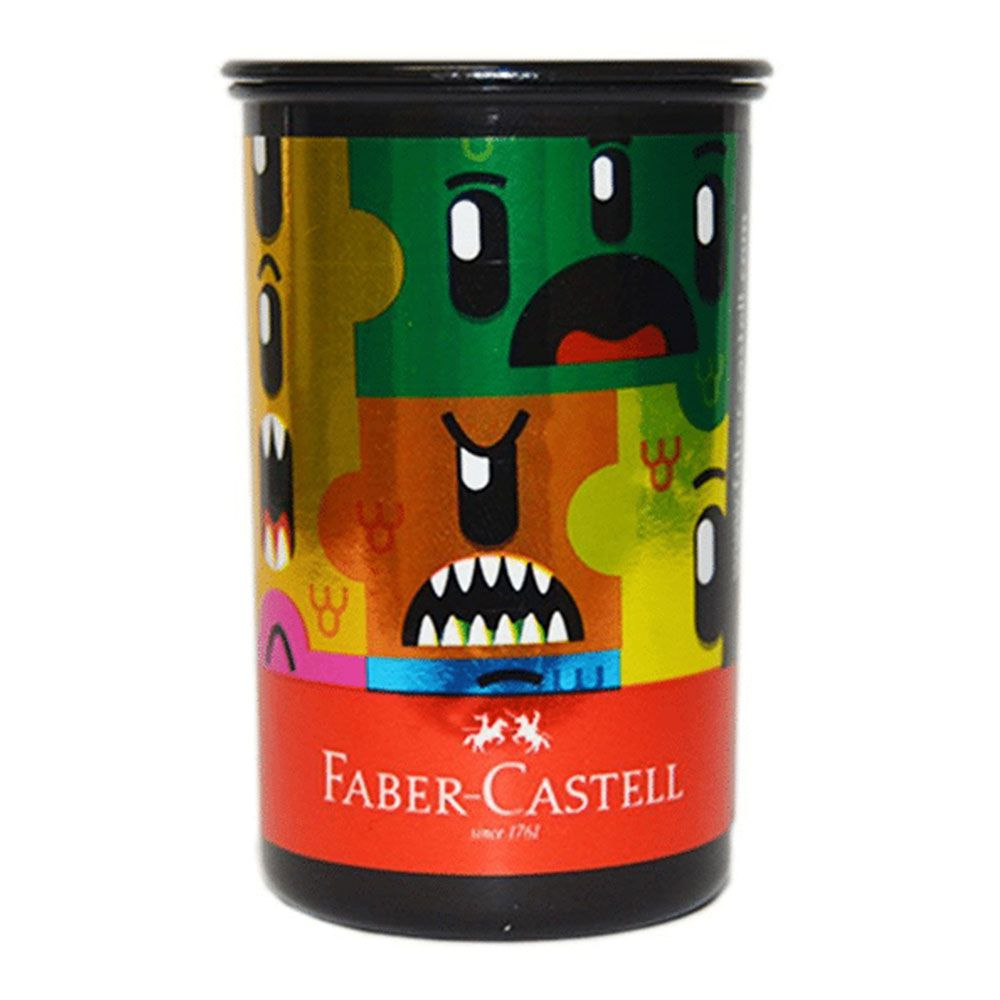 Apontador Monster Puzzle Faber Castell  - INK House