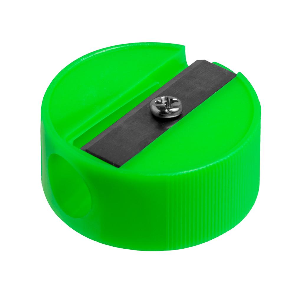 Apontador Simples Redondo Leo e Leo - Caixa c/ 24 unidades