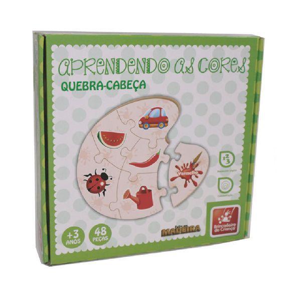 Aprendendo as Cores Brinquedo Educativo Brincadeira de Criança