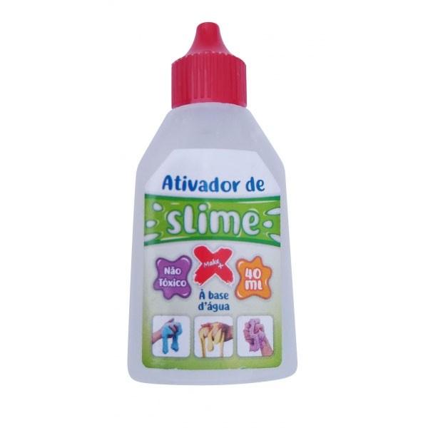 Ativador de Slime 40ml Make+  - INK House