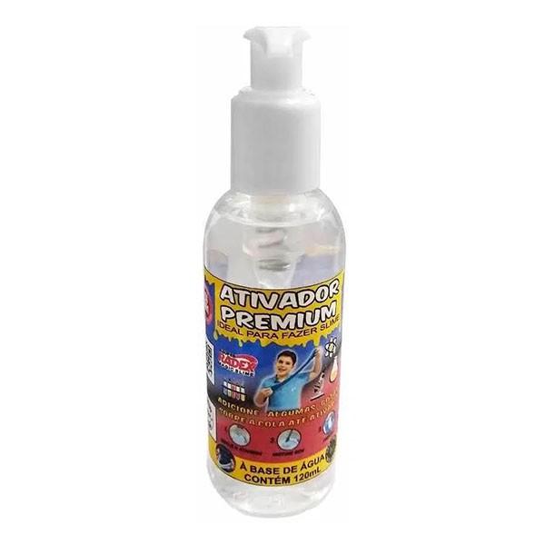 Ativador Premium Magic Slime 120ml Radex