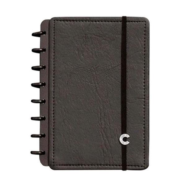 Caderno Inteligente Black Ecológico A5 80 Folhas