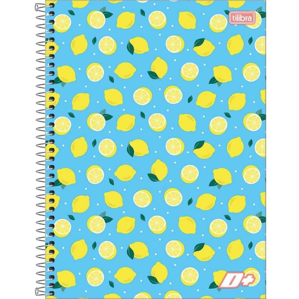 Caderno Universitário 20x1 CD 400F D+ Feminino Tilibra