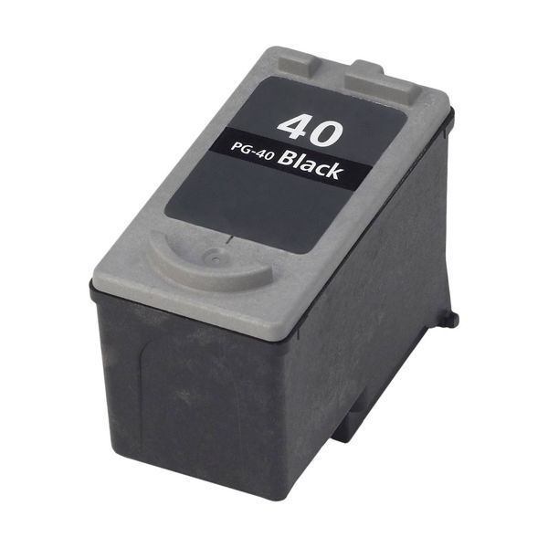 Cartucho Compatível Canon PG-40 MX300 MX310 MP210 MP160 - Preto  - INK House
