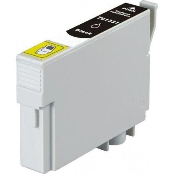 Cartucho Compatível Epson 133 T1331 T133120 T22 T25 TX120 TX125 TX135 TX320F TX430W - Preto  - INK House