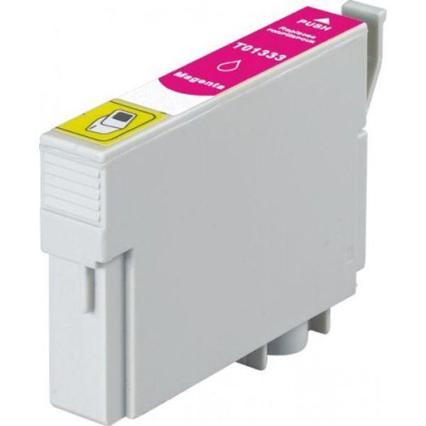 Cartucho Compatível Epson 133 T1333 T133320 T22 T25 TX120 TX125 TX135 TX320F TX430W - Magenta  - INK House