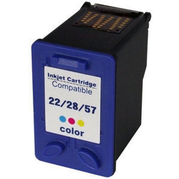 Cartucho Compatível HP 28XL C8728AB C8728AL C8728A C8728CB Colorido  - INK House