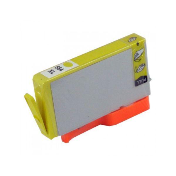Cartucho Compatível HP 564XL CB325WN Amarelo