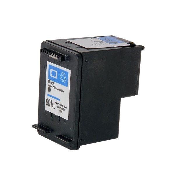 Cartucho Compatível HP 901XL CC654AB Preto  - INK House