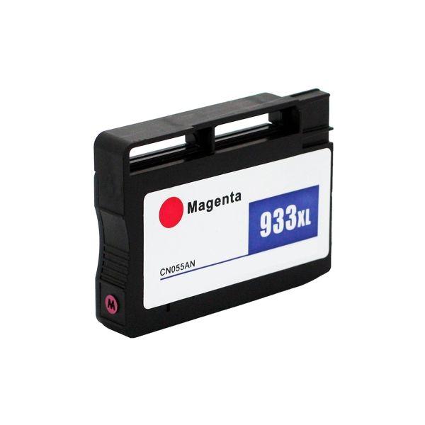 Cartucho Compatível HP 933XL CN055A Magenta  - INK House