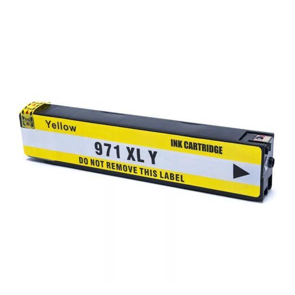 Cartucho Compatível HP 971XL CN628AM X451DW X476DW X551DW X556DW Amarelo