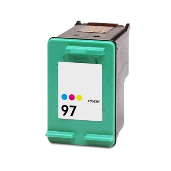 Cartucho Compatível HP 97 C9363W C9363WB C9363WL Colorido  - INK House