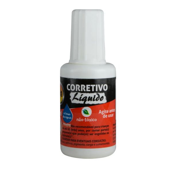 Corretivo Líquido Jocar Office 18ml  - INK House