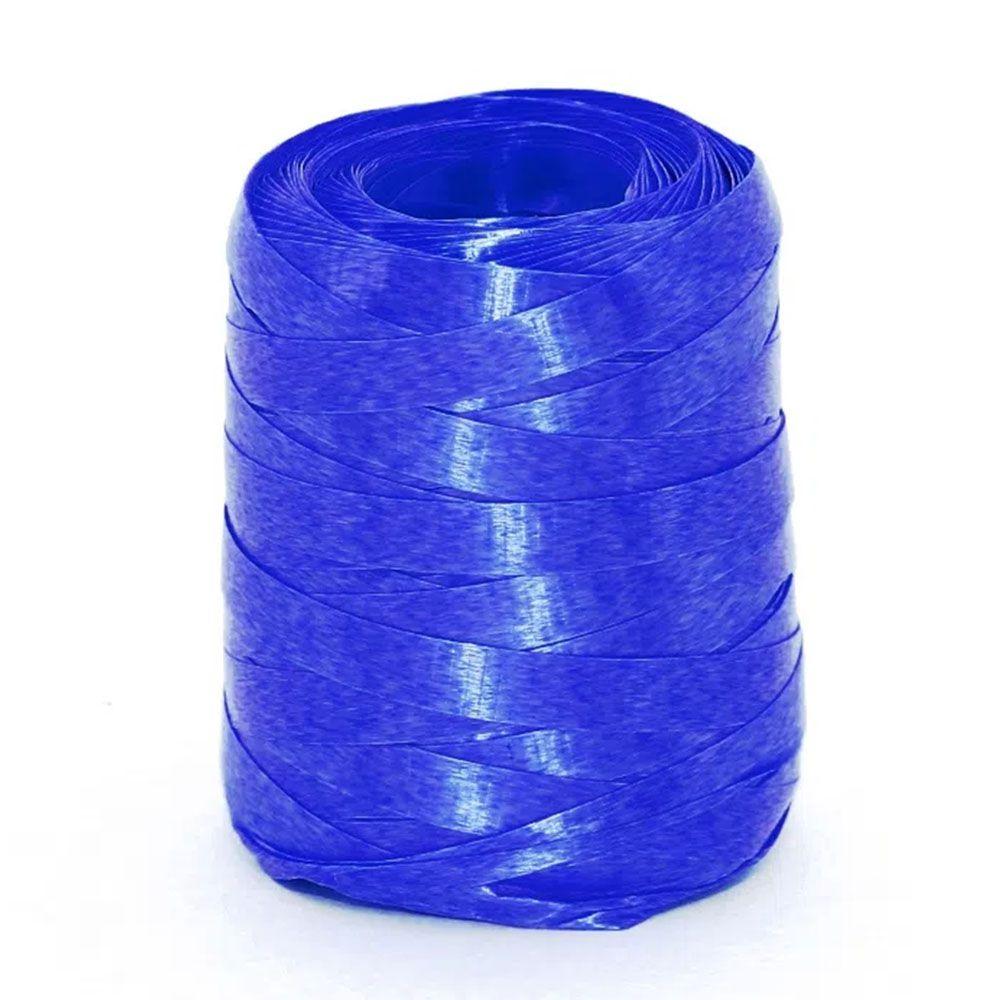 Fitilho Azul Escuro 5mm com 50mts Raio d