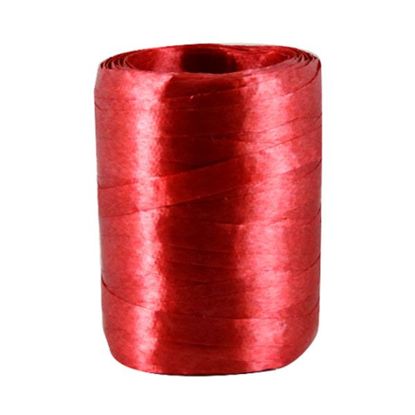 Fitilho Vermelho 5mm com 50mts Raio d