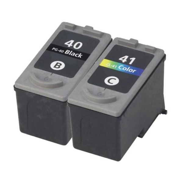 Kit Cartucho Compatível Canon PG-40 CL-41 MX300 MX310 MP210 MP160  - INK House