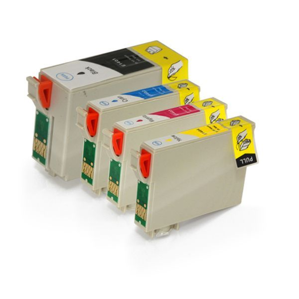 Kit Cartucho Compatível Epson 140 T140120 T140220 T140320 T140420