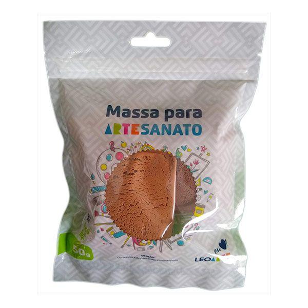 Kit Massa para Artesanato Lisa Pele 50g Leonora  - INK House