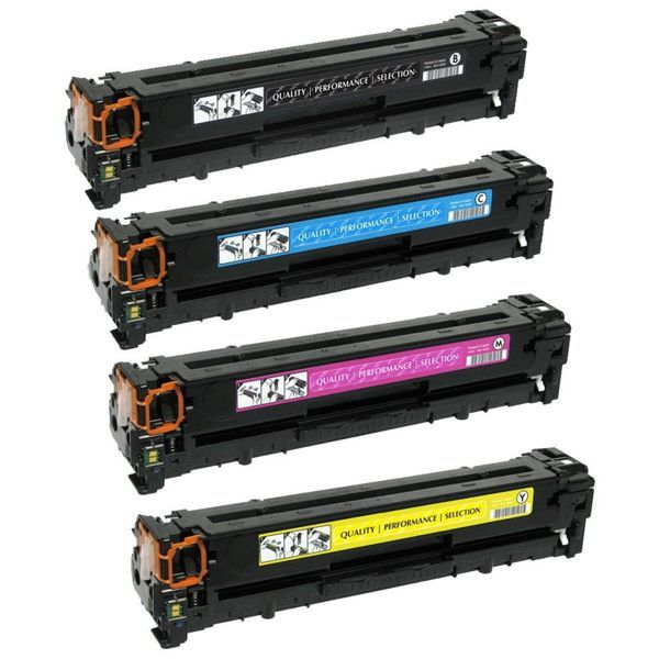 Kit Toner Compatível HP 305A CE410A CE411A CE412A CE413A  - INK House