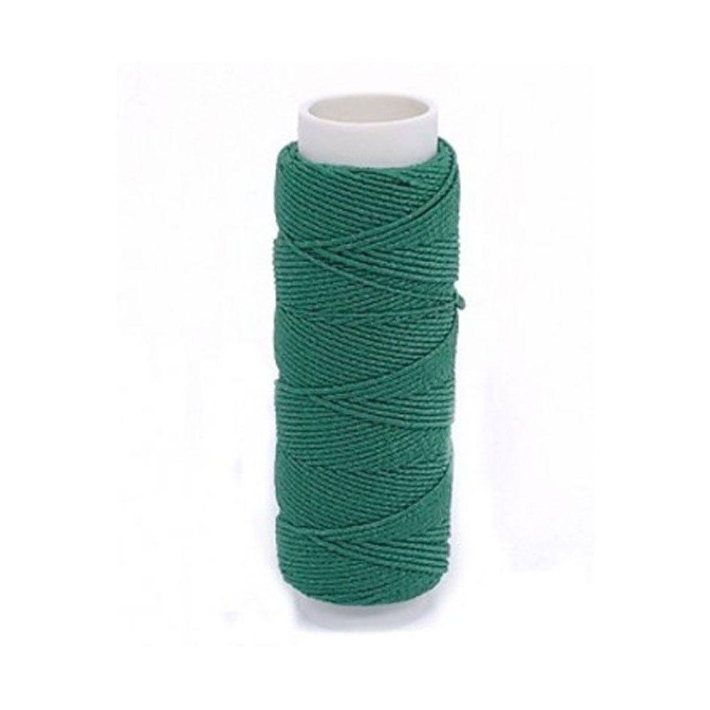 Lastex Verde Bandeira 0,8mm com 10mts São José
