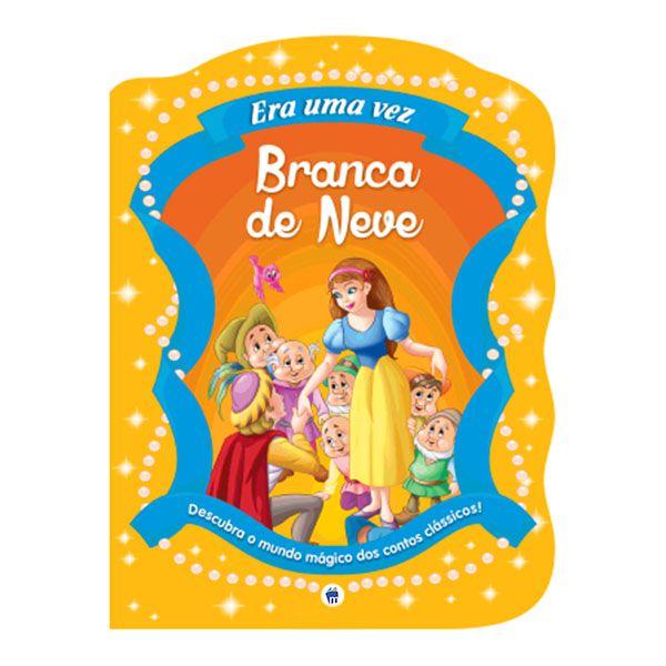 Livro Infantil Branca de Neve Magic Kids  - INK House