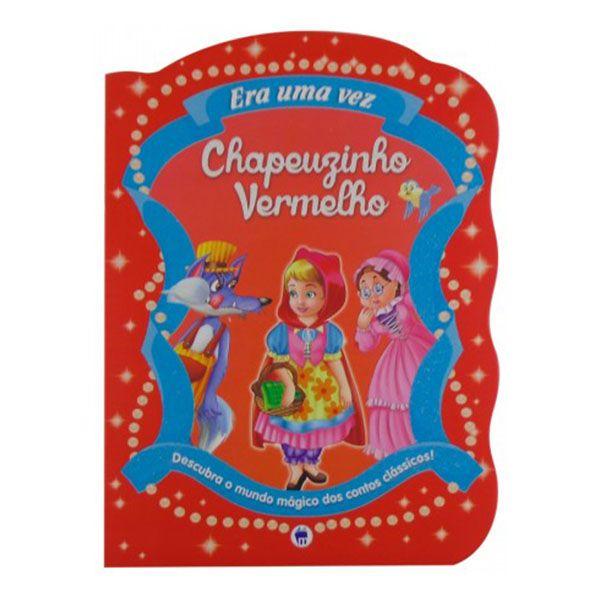 Livro Infantil Chapeuzinho Vermelho Magic Kids  - INK House